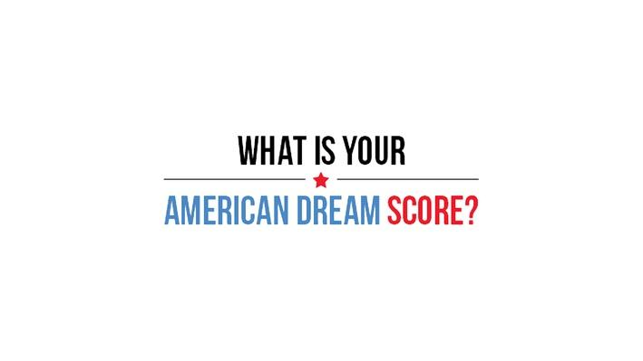 American Dream Score | Education and Health