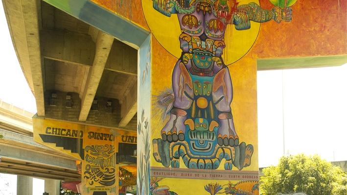 Tanya Aguiñiga on Chicano Park in San Diego | Craft in America