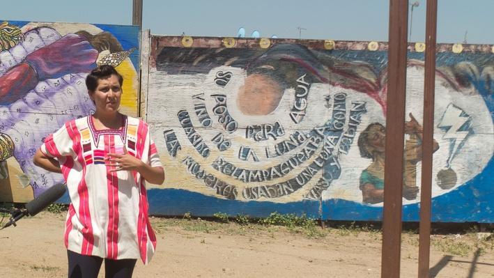 Tanya Aguiñiga on the History of Maclovio Rojas, Mexico | Craft in America