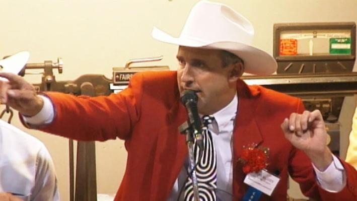 Cattle Auctioneering | America's Heartland