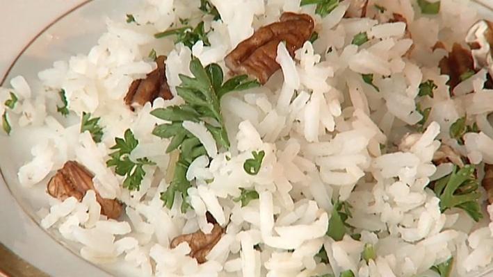 Harvesting Rice | America's Heartland