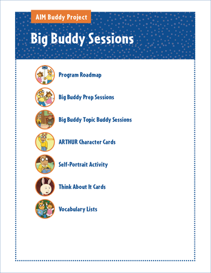 Section 3: Big Buddy Sessions