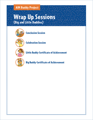 Section 4: Wrap Up Sessions