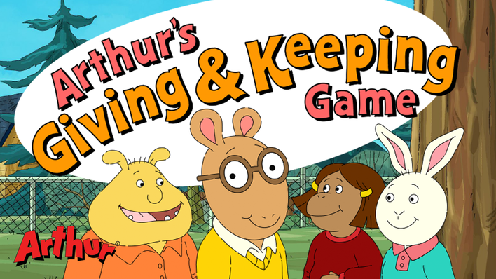 Arthur's Giving and Keeping Game
