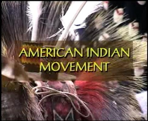 American Indian Movement in Montana