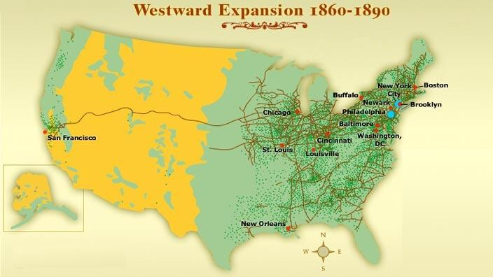 Westward Expansion 1790–1850 Social Studies Interactive Pbs
