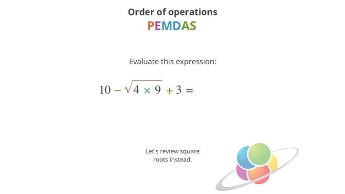 Order of Operations (PEMDAS) | School Yourself Algebra