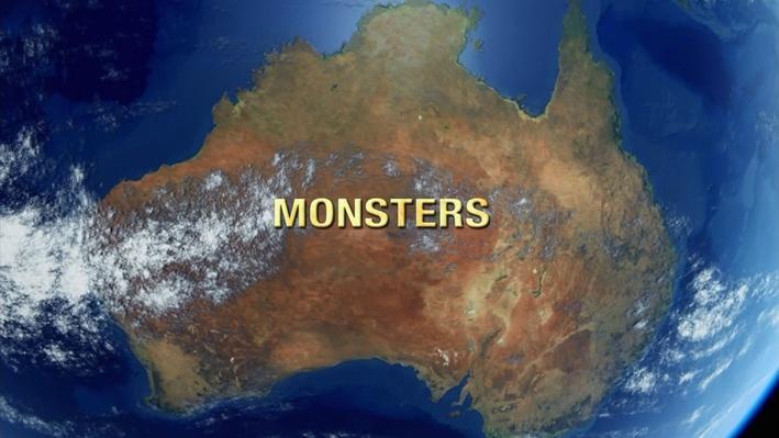NOVA: Australia's First 4 Billion Years: Monsters