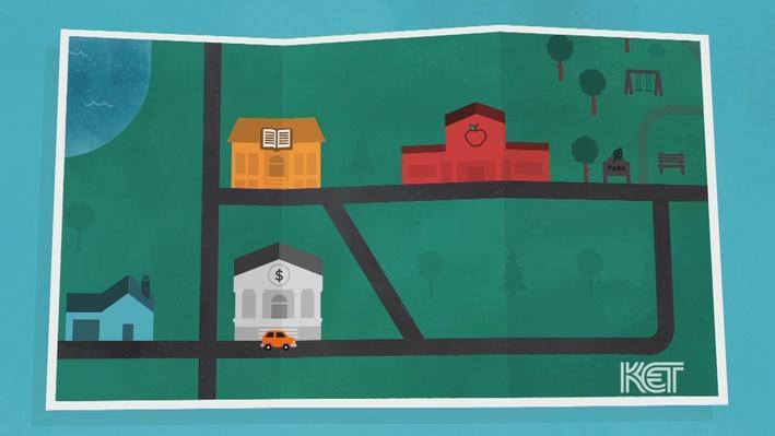 Autour de la Ville | Découverte