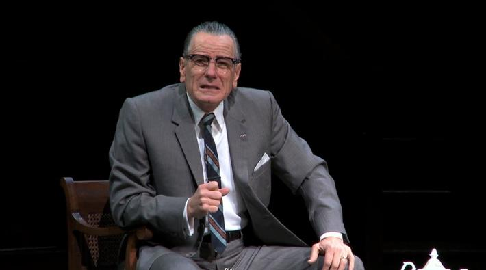 'Breaking Bad' Star Bryan Cranston Steps into LBJ's Shoes on Broadway