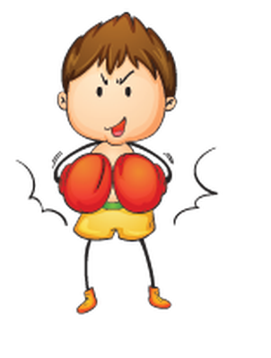 Kids engaging in different sports   Clipart