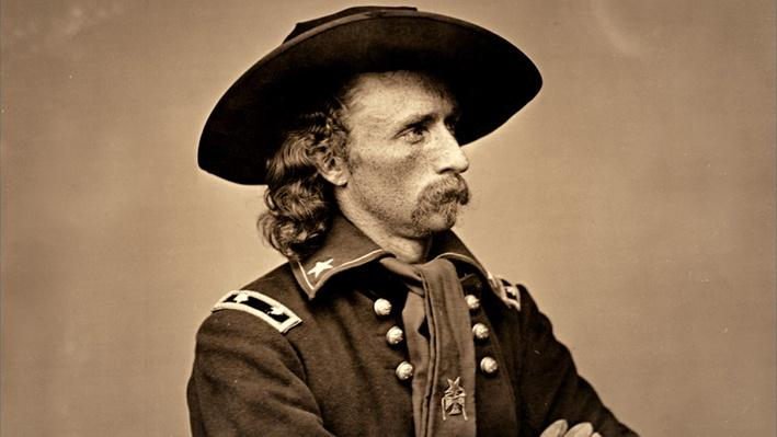 General Custer and the Washita