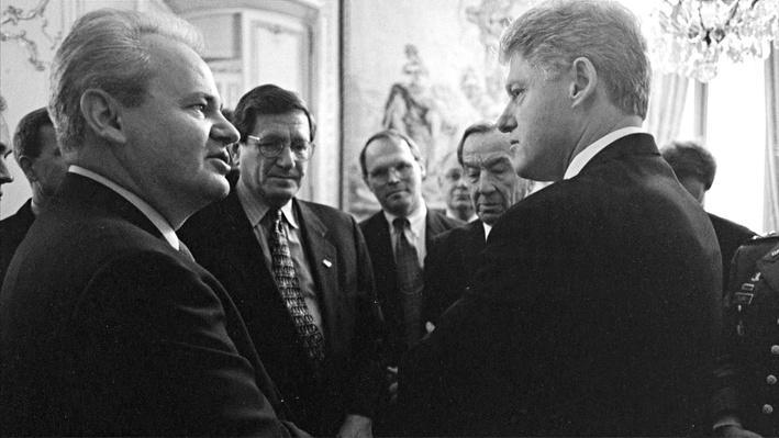 Clinton: Genocide in Yugoslavia
