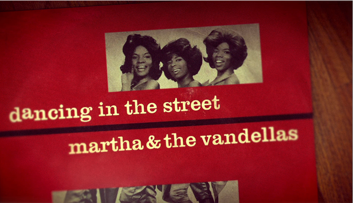 "1964: ""Dancing in the Streets"""