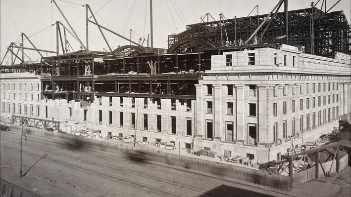 The Creation, Destruction, and Legacy of Penn Station: Construction | American Experience