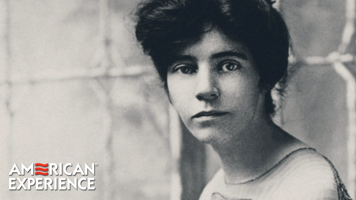 The Great War: Alice Paul and Women's Suffrage