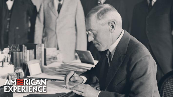 Wilson's Declaration of Neutrality