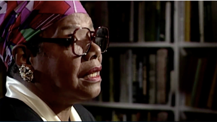 "Maya Angelou: And Still I Rise | ""Caged Bird"""