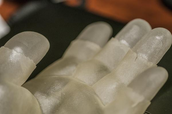 This Glove Fits You With Someone Else's Fingerprints