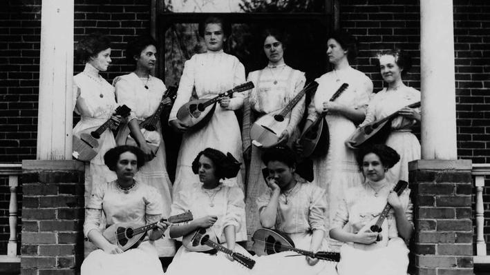 Mandolin Club of Kentucky, 1908