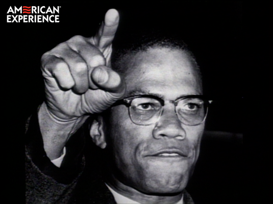 Malcolm X Gives Voice to Black Suffering