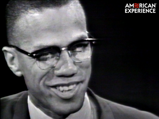 Malcolm X Challenges Martin Luther King,'s Goals