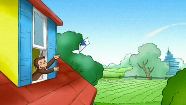 Curious George: Blowing in the Wind