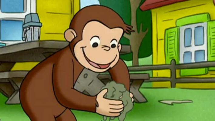 Curious George: Sand and Soil