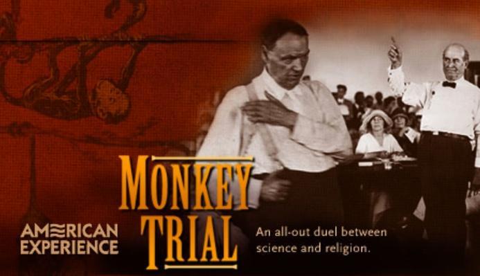 Monkey Trial - Monkey Music