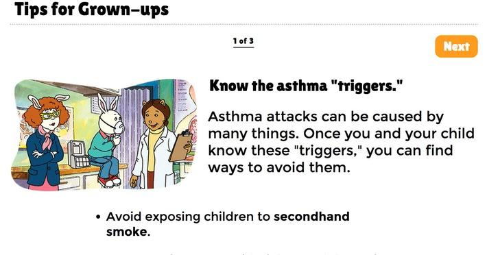 Asthma Tips For Grown Ups
