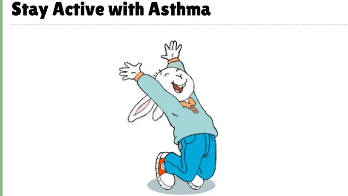 Stay Active With Asthma