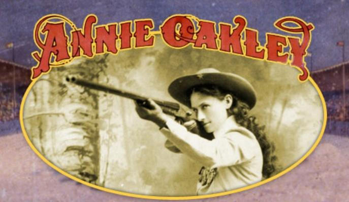 "Annie Oakley - Biography: William ""Buffalo Bill"" Cody"