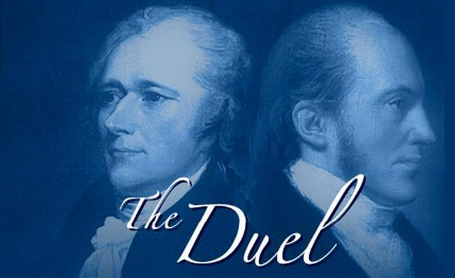 The Duel - The Burr Conspiracy
