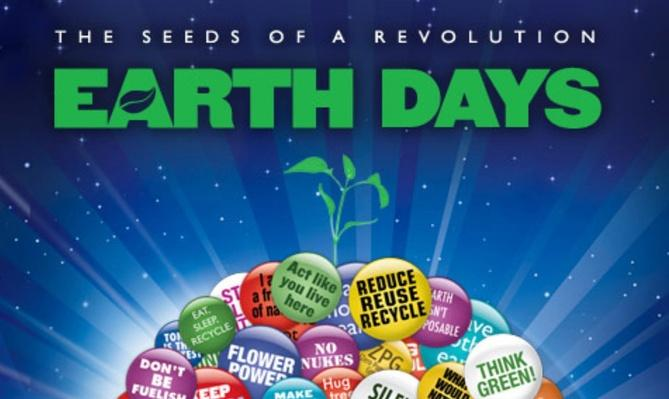 Earth Days: The Seeds of a Revolution - Teacher's Resources: Teacher's Guide