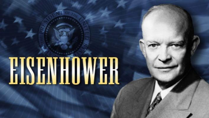 Eisenhower - Primary Resources: State of the Union Address, 1957