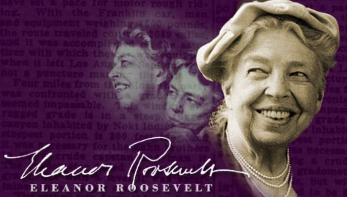 Eleanor Roosevelt - Biography: Louis Howe