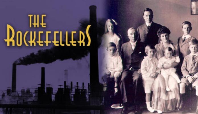 The Rockefellers - Primary Resources: Destruction in Rockefeller Center