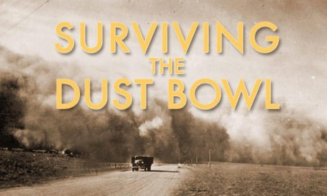 Surviving the Dust Bowl - Biography: Bam White