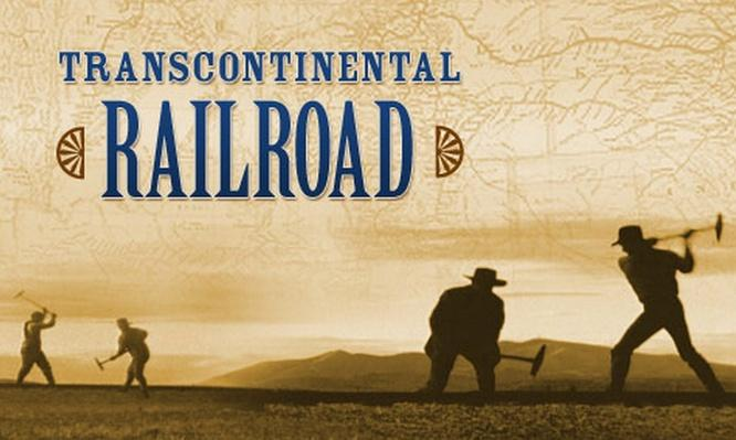 Transcontinental Railroad - Biography: Charles Crocker (1822-1885)