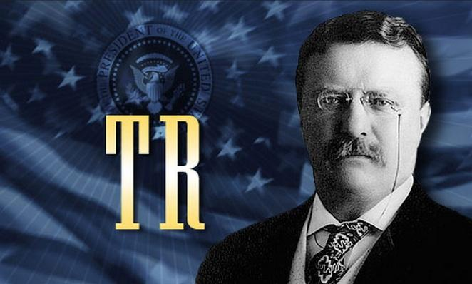 TR: The Story of Theodore Roosevelt - Primary Resources: The Man With the Muck