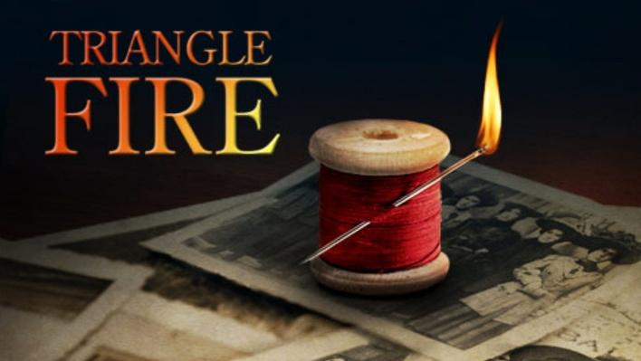 Triangle Fire - Biography: Harris and Blanck