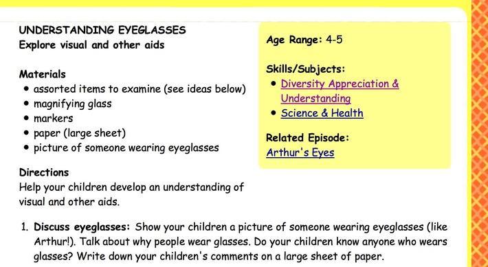 Understanding Eyeglasses