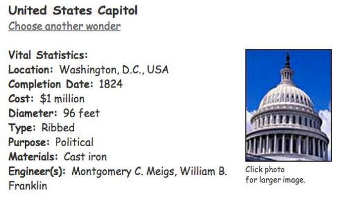 Building Big | United States Capitol