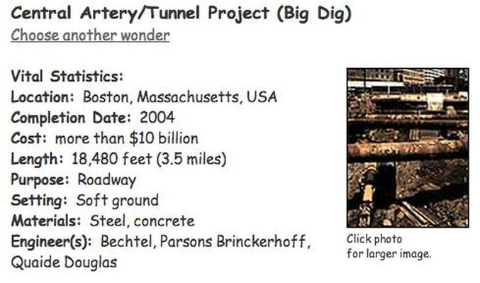 Building Big | Central Artery/Tunnel Project (Big Dig)