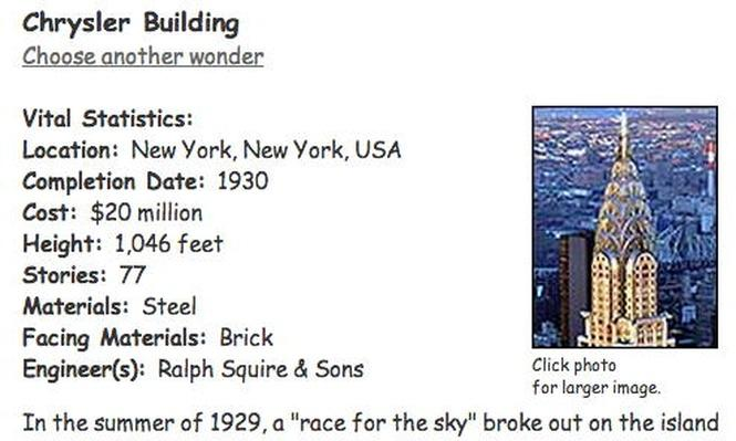Building Big | Chrysler Building