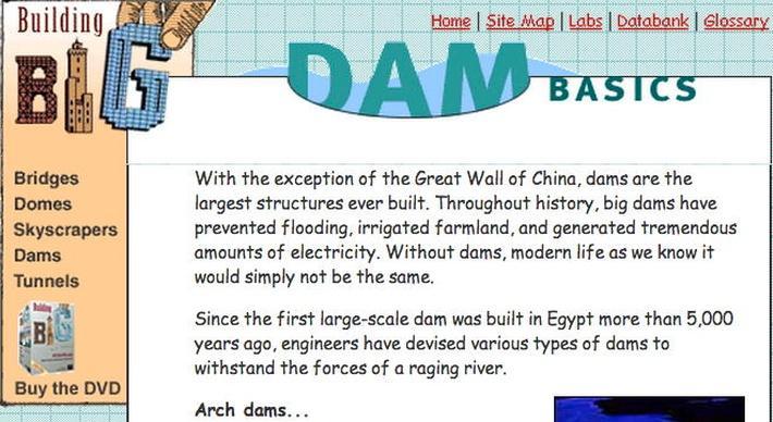 Dam Basics