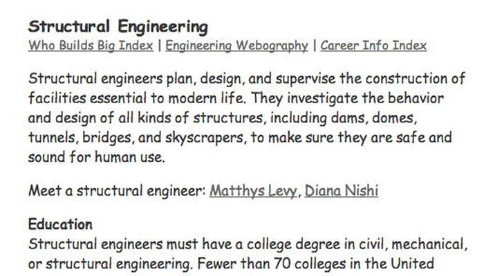 Building Big | Engineering Careers: Structural Engineering