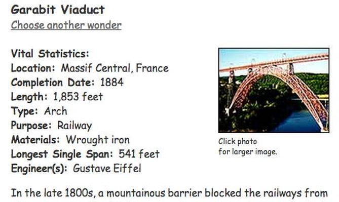 Building Big | Garabit Viaduct