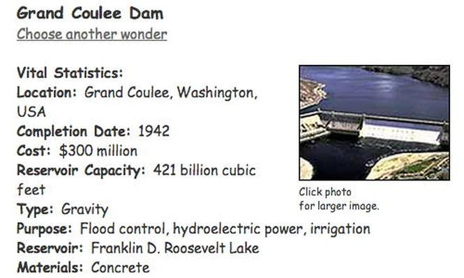 Building Big | Grand Coulee Dam