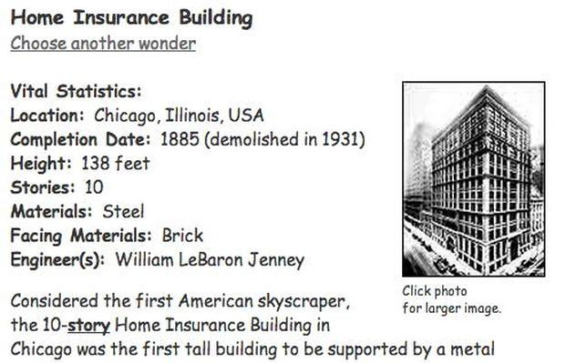 Building Big | Home Insurance Building